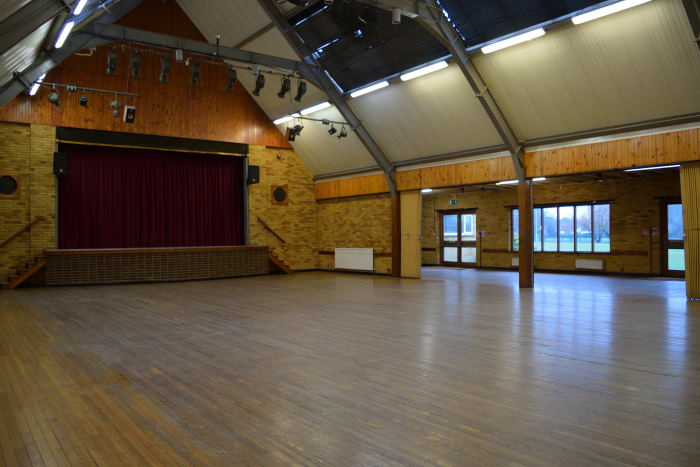 Main Hall & Annexe